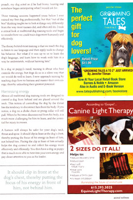 As Seen In Animal Wellness Magazine